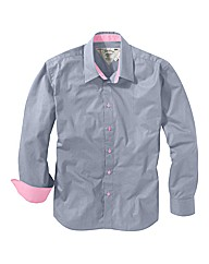 Black Label By Jacamo Party Shirt Reg