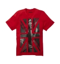 Jacamo Union Jack Girl T-Shirt Long