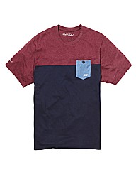 Rock&Revival Colour Block T-Shirt