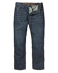 Hamnett Gold Jeans 33 inches
