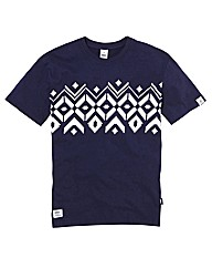 Addict Alpine Graphic T-Shirt