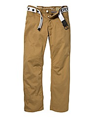 Crosshatch Chinos 29In Leg Length