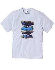 Jacamo Espadrilles T-shirt Regular