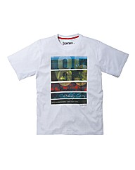 Jacamo Rectangles T-Shirt Regular
