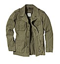 Jacamo Military Jacket Long