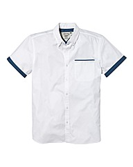 Jacamo Contrast Rim Shirt Long