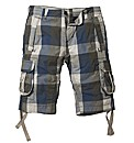 Jacamo Check Shorts