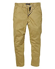 Jacamo Carrot Fit Chinos 31 inches