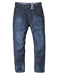 Jacamo Panel Jeans 31 inches