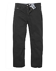 Black Label By Jacamo Jeans 33in Leg