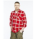 Flintoff By Jacamo Western Shirt R