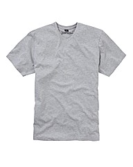 Jacamo Basic V-Neck T-Shirt Regular