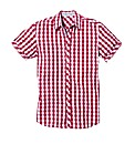 Rogers & Son S/S Check Shirt Reg