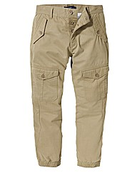 Jacamo Cuffed Chinos 33 inches