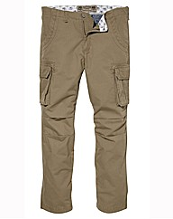 Flintoff By Jacamo Cargo Pant Short