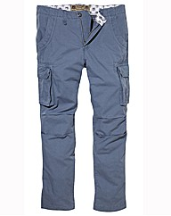 Flintoff By Jacamo Cargo Pant Extra Long