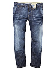 Mish Mash Twisted Jeans 33 inches