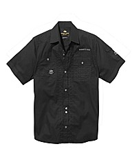 Hamnett Gold Luiz Short Sleve Shirt