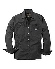 Hamnett Gold Kicker Long Sleeve Shirt