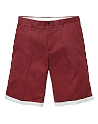 Label J Turn Up Shorts