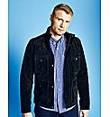 Freddie Flintoff Leather Jacket