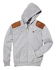 Unsung Hero Full Zip Hoody