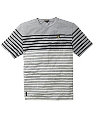 Voi Allen Engineered Stripe T-Shirt