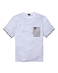 Voi Rain Engineered Stripe T-Shirt