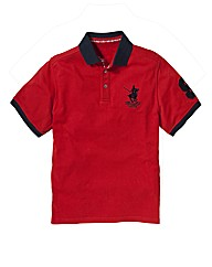 Santa Monica Cluster Polo Shirt