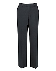 The Label Herringbone Suit Trousers S