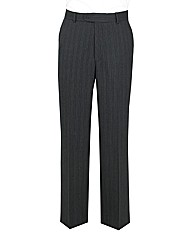 The Label Pinstripe Suit Trouser Short