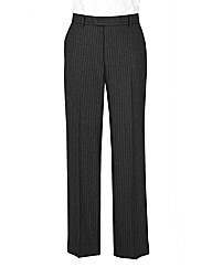 The Label Pinstripe Suit Trouser Regular
