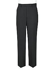 The Label Birdseye Suit Trouser Regular