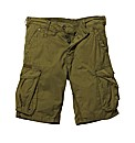 Ringspun Cargo Shorts
