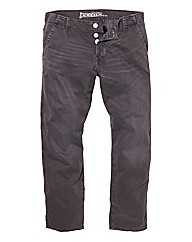 Jacamo Distressed Wash Chinos Long