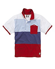 Fenchurch Stripe Polo