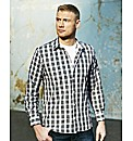 Flintoff By Jacamo Check Shirt Regular