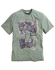 Jacamo American Football Tee Long