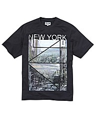 Label J New York T-Shirt Long