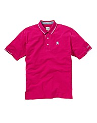 Lambretta Polo Shirt Long