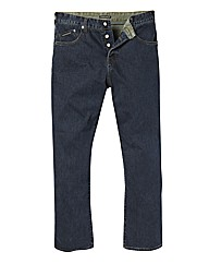 Lambretta Jeans 33In Leg Length
