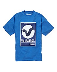 Voi Dunster Printed T-Shirt Long
