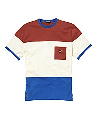 Voi Luka Colour Block T-Shirt Regular