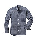 Black Label Printed Shirt Regular