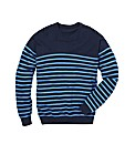 Jacamo Striped Jumper