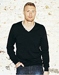 Flintoff by Jacamo Jumper Long