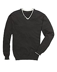 Flintoff by Jacamo Jumper Regular