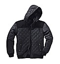 Label J Quilted Blouson Regular