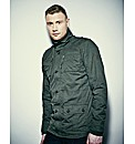 Flintoff By Jacamo Military Coat Regular