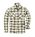 Jacamo Brushed Check Shirt Regular